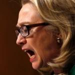 Hillary lying during Benghazi