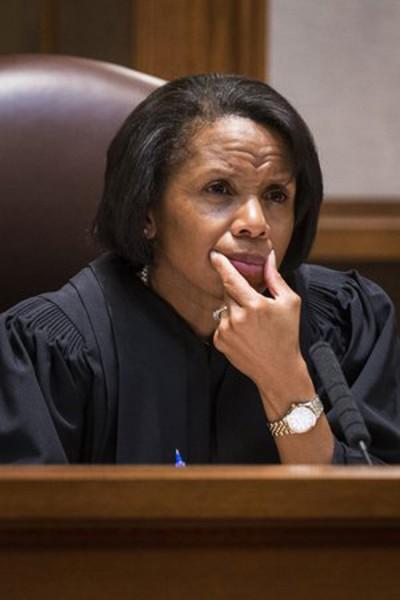 Minnesota Supreme Court Justice Wilhelmina Wright