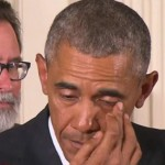 Obama and his alligator tears