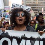 Black Lives Matter protest in Chicago