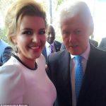 Bill and Alicia
