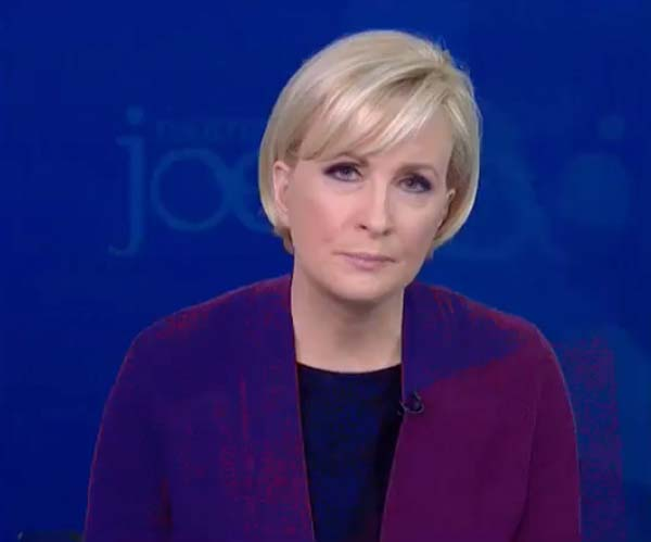 morning host fake presidency