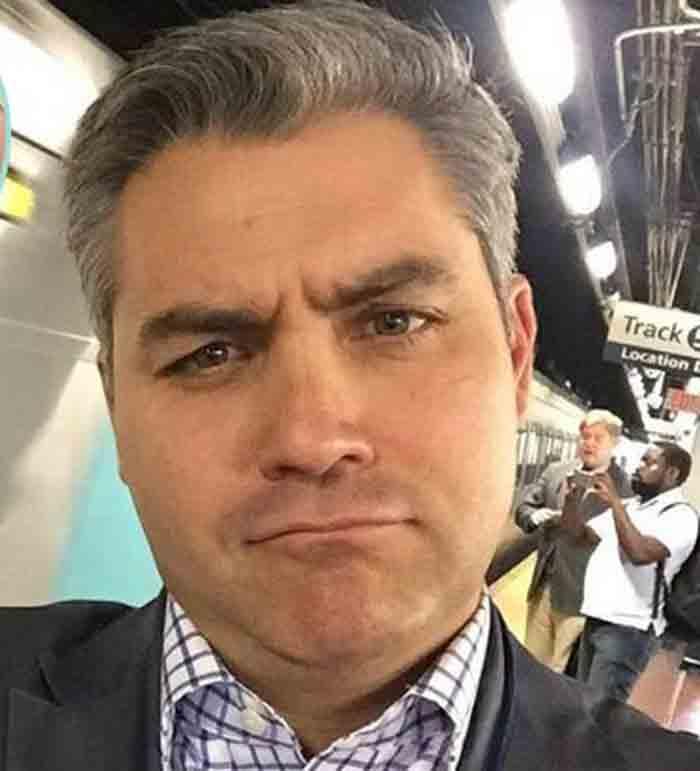 Jim Acosta Cagily Rewords Trump's Tweet to Make Him Look ...
