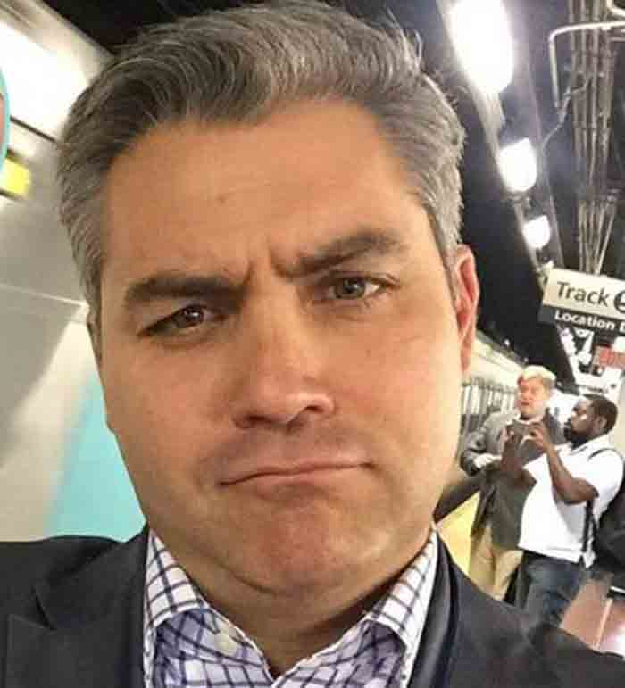 Jim Acosta Cagily Rewo...