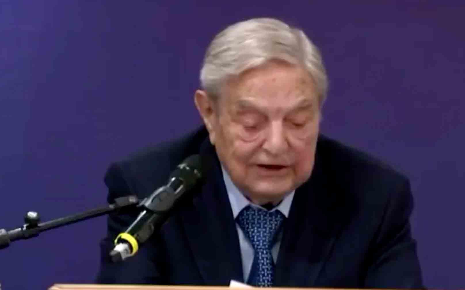 nazi george soros tells globalists  davos trump 1616 x 1010 · jpeg