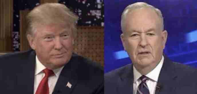 Trump and O'Reilly to launch a history tour this summer