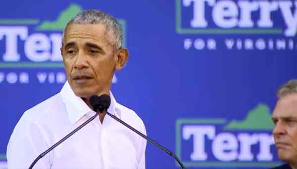 Barack Obama Sends Out Dog Whistles to Vote Early [and Often?]